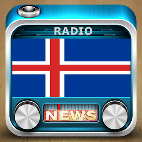 android Radio News Iceland Screenshot 1
