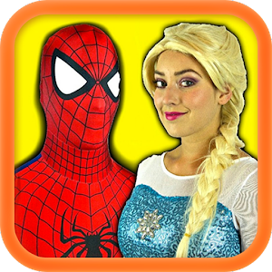SuperHero & Princess Kids 🇺🇸 For PC