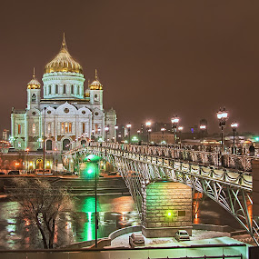 Christ the Saviour ,  Russia  by Nikos Pa - Buildings & Architecture Places of Worship