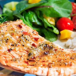 Baked Red Trout Fillets Recipes