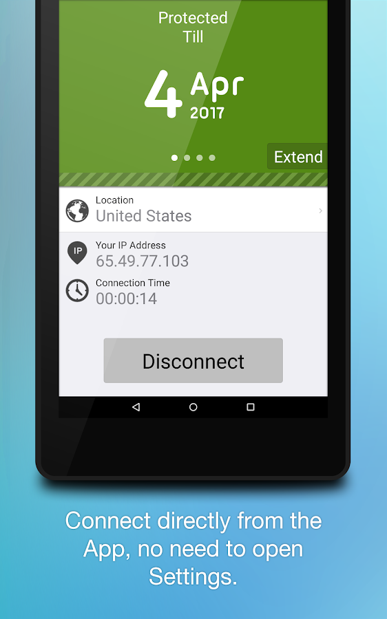 Free VPN Proxy by Seed4.Me Screenshot 6