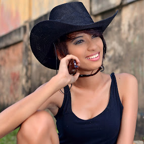 CowGirl by Aditya Krista - People Portraits of Women ( girls, fashionn, beauty, women )