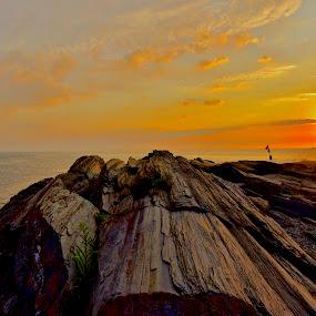 by Joe Fazio - Landscapes Sunsets & Sunrises (  )