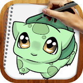 App Draw Pokemons APK for Kindle