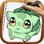 Draw Pokemons for Lollipop - Android 5.0