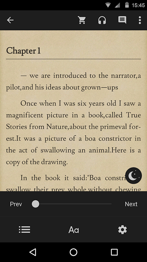 iReader Screenshot 2
