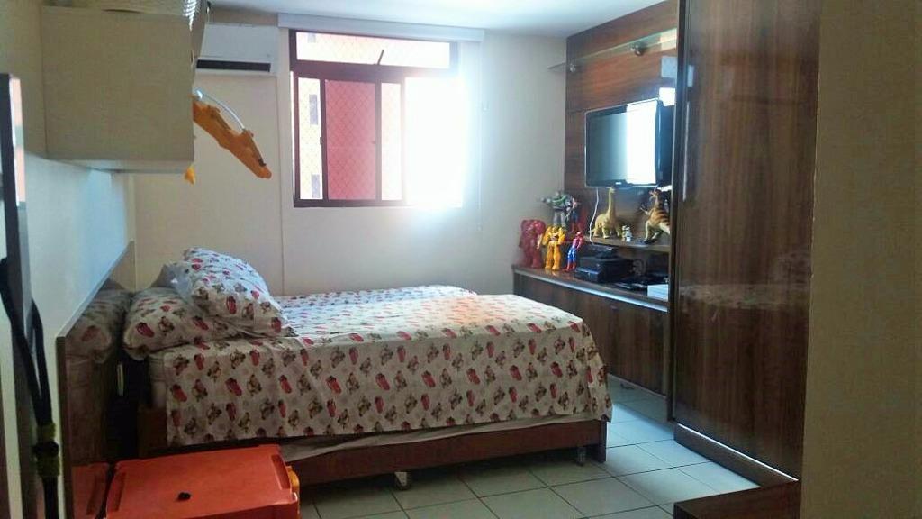 Apartamento com 3 dormitórios à venda, 116 m² por R$ 400.000,00 - Bessa - João Pessoa/PB