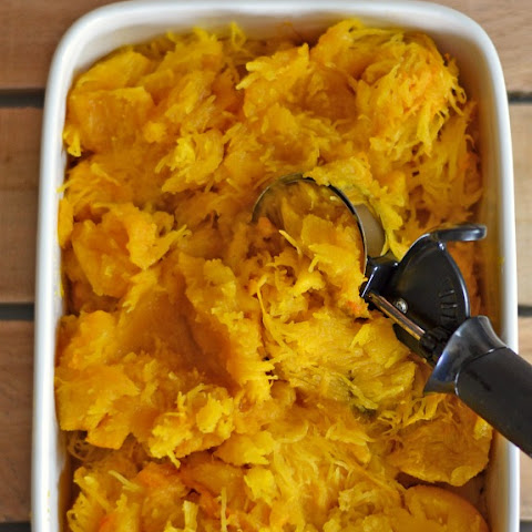 2 Step Basic Oven Roasted Pumpkin Puree For Pies, Soups and More!