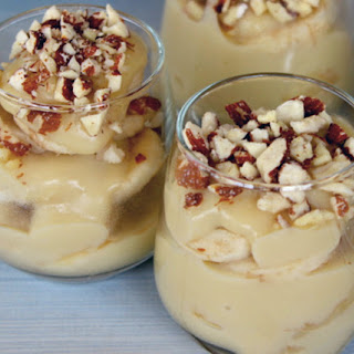 Mini Pudding Desserts Recipes