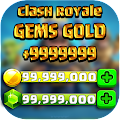 gems for clash royale prank APK for Kindle Fire