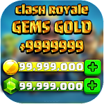 gems for clash royale prank APK