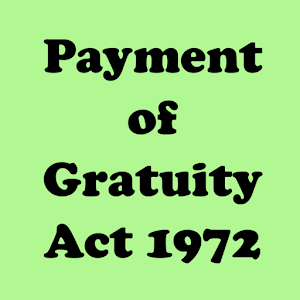 payment of gratuity act —(1) a person who is eligible for payment of gratuity under this act or any person authorised, in writing to act on his behalf shall send a written application to the employer, within such time and in such form, as may be prescribed, for payment of such gratuity.