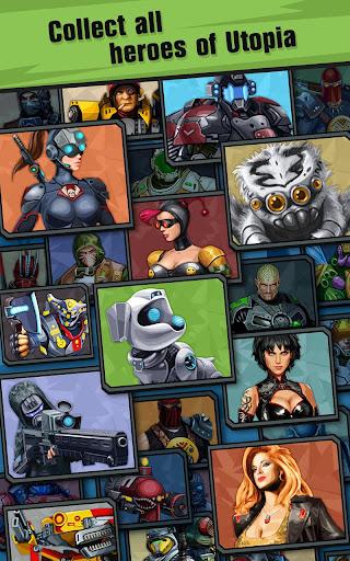 Evolution: Heroes of Utopia screenshot 4