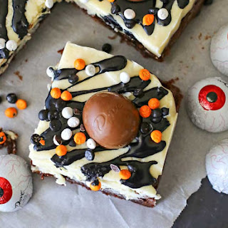 Halloween Brownies Recipes