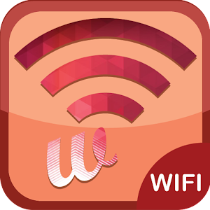 Free WiFi Connect Internet Connection & Speed Test Icon