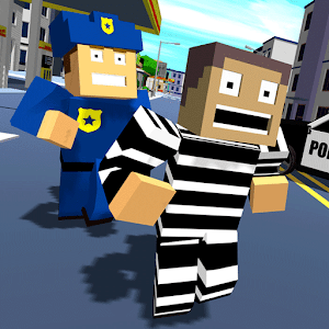 The Russian Blocky Police Online PC (Windows / MAC)