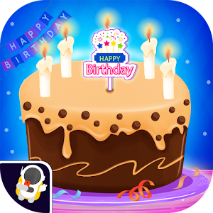 Princess Birthday Cake Maker - Cooking Game For PC (Windows & MAC)