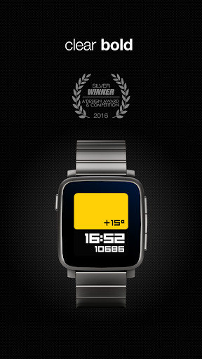 TTMM for Pebble Time - screenshot