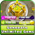 App Cheats and Gems for COC prank APK for Windows Phone