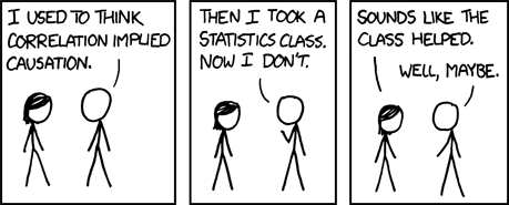 Causation in a Nutshell