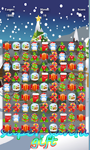 Super Santa Gift Match 3 - screenshot