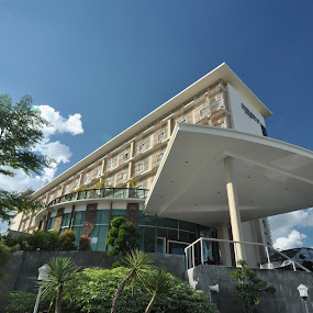 Luwansa Hotel by Dwi Cipta - Buildings & Architecture Office Buildings & Hotels ( building, sky, hotel, wide, arsitecture )