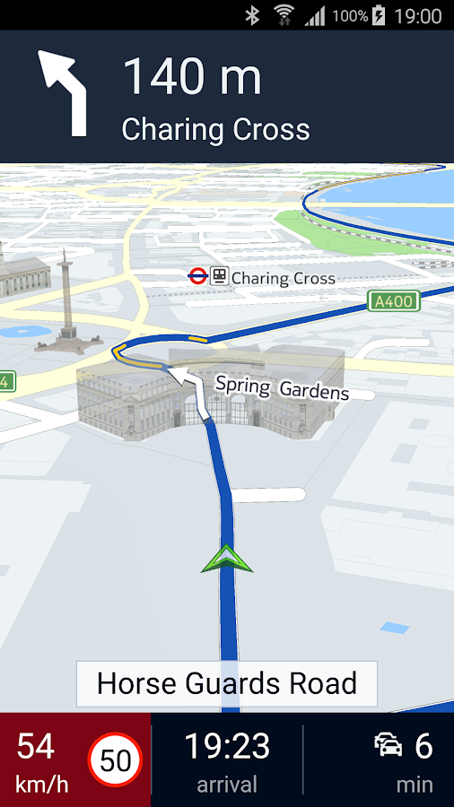 HERE WeGo - City Navigation Screenshot 6