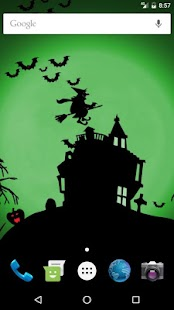 Free Halloween Live Wallpaper APK for Windows 8
