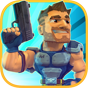 Major Mayhem 2 - Action Arcade Shooter For PC (Windows & MAC)