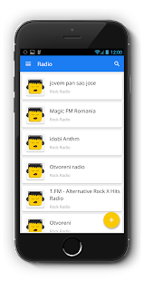 Radio Padang - screenshot