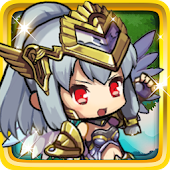 ゆるドラシル-本格派RPG- かわいいキャラで王道RPG!