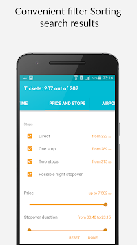 Cheap Flights & Airline Ticket APK screenshot thumbnail 4