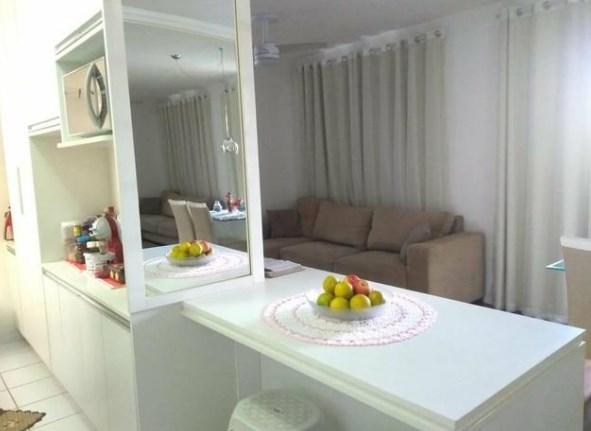 Apartamento com 2 dormitórios à venda, 69 m² por R$ 265.000,00 - Parque Villa Flores - Sumaré/SP