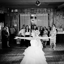 The bouquet by Klaudia Klu - Wedding Bride