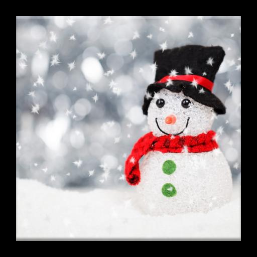 Falling Snow (app)