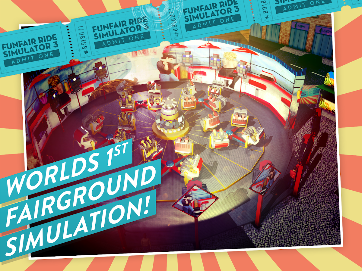 Funfair Ride Simulator 3 Screenshot 10