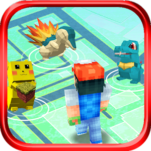 Catch Pixelmon Craft