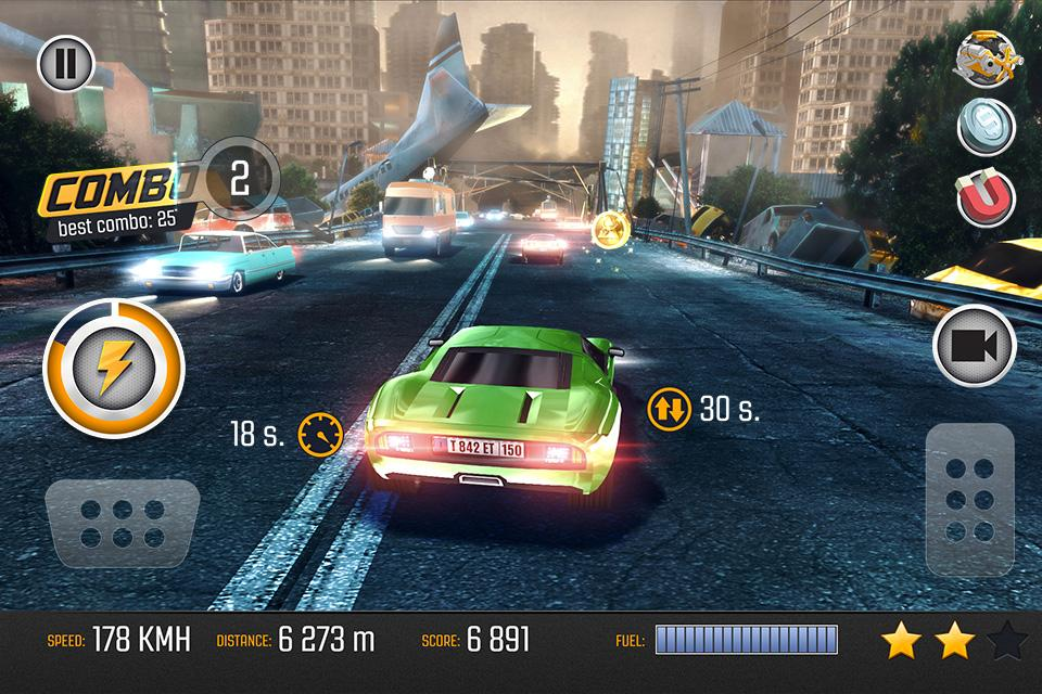 Road Racing: Traffic Driving Screenshot 4
