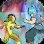 Goku Ultimate Xenoverse Battle