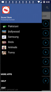 Sounds Store Ringtones Music - screenshot