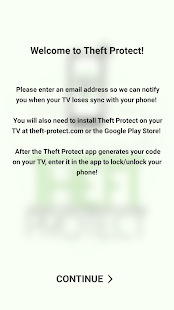Theft Protect - screenshot