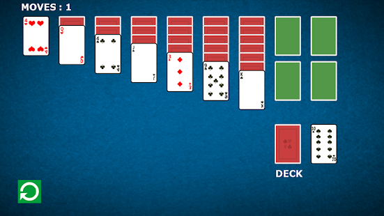 Super Classic Solitaire - screenshot