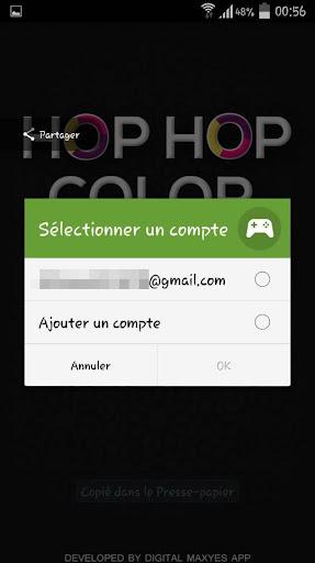 Hop Hop Color Switch - screenshot