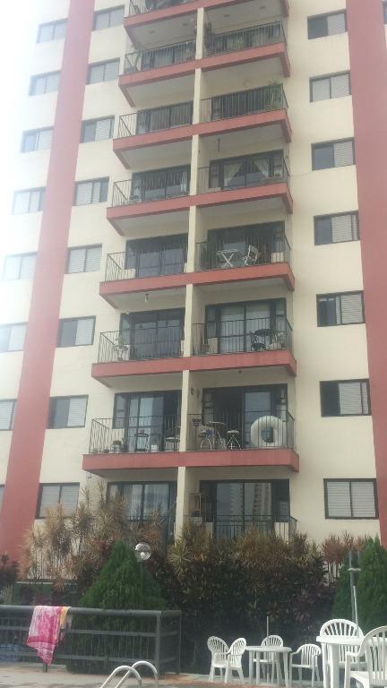 Apartamento residencial à venda, Jardim Marajoara, São Paulo...