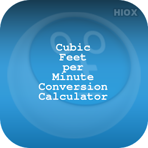 Download Download CFM Calculator for PC on Windows and Mac for Windows Phone