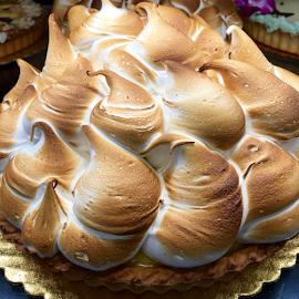 Merengue Cake by Lope Piamonte Jr - Food & Drink Cooking & Baking
