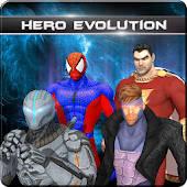 Free Download Superhero Evolution APK for Samsung