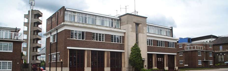 Wembley Fire Station