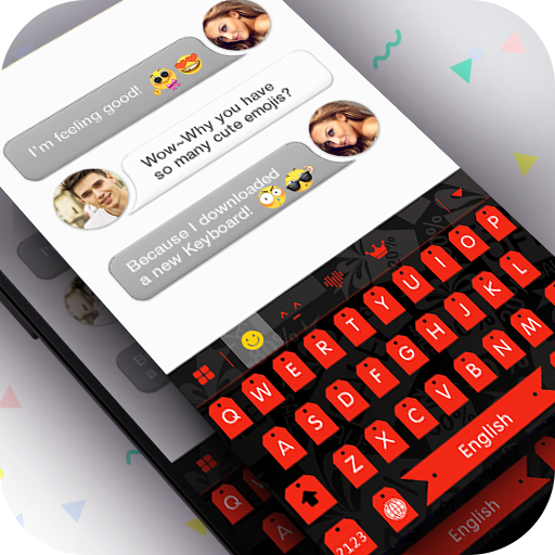 Keyboard -Boto: Black Friday (app)