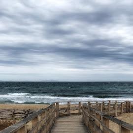 EAU ti the sea by Antonello Madau - Instagram & Mobile iPhone ( platano a beach )